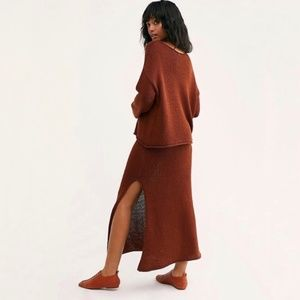 Free People Other - NWT FREE PEOPLE Winter's Sun Set M
